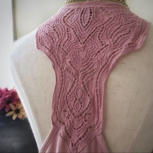 eyelash couture Other - EYELASH   pink chiffon and tee shirt vest